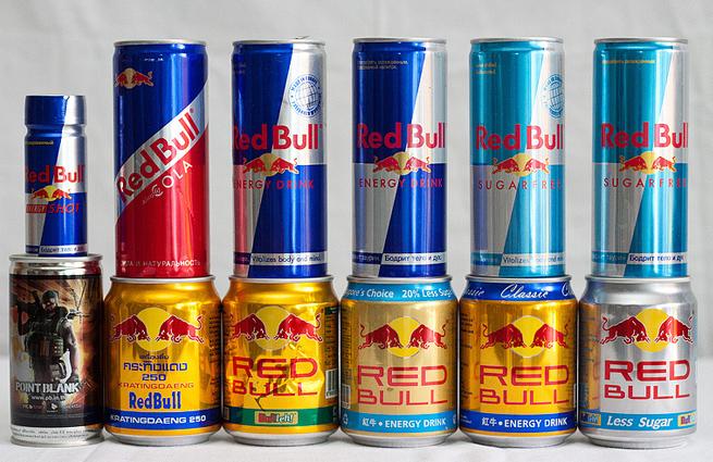Trên thị trường nước giải khát nói chung và nước tăng lực nói riêng, sản phẩm Red Bull được rất nhiều người chuộng.