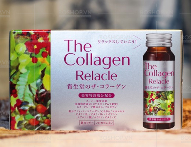 Nước uống The Collagen Shiseido Relacle