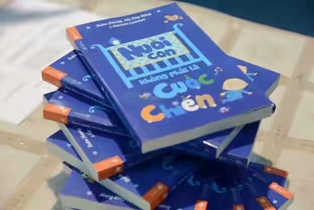 sách nuôi dạy trẻ