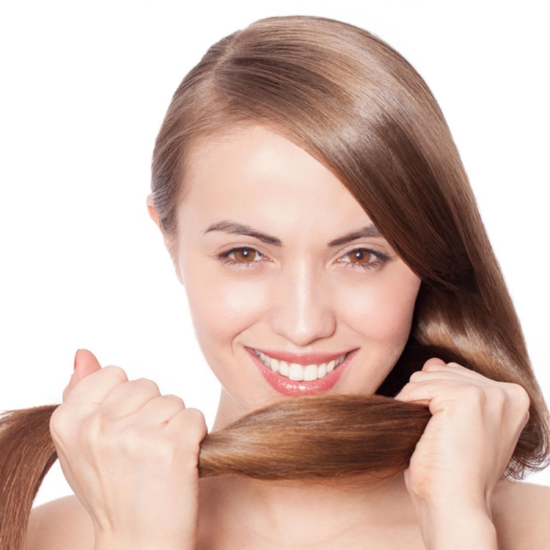 Nuôi dưỡng mái tóc chắc khỏe