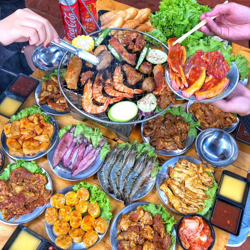 Nướng 86 - Lẩu Thái TomYum