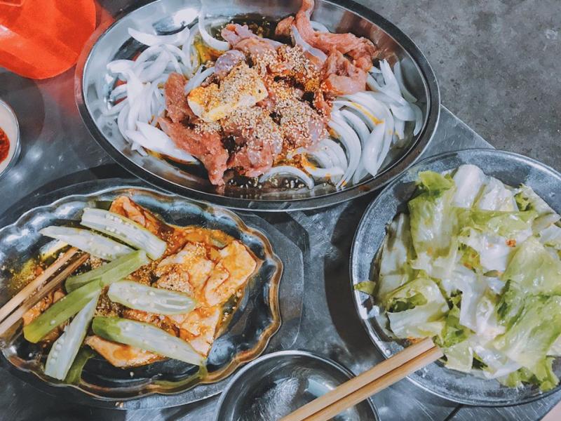 Nướng & Lẩu dê Nguyên Ký