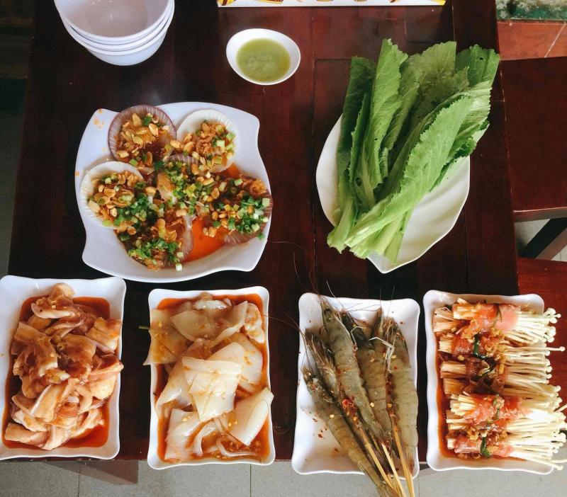 Nuong Khoi - BBQ - Hoi An