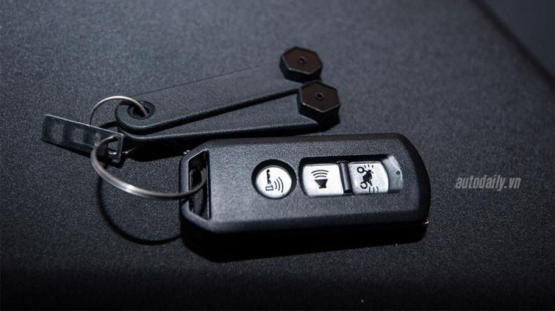 Nút báo động trên chìa khóa điều khiển từ xa có thể cứu bạn một ngày nào đó