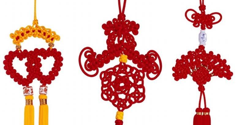 Nút thắt vô tận là biểu tượng cho sự may mắn trong tình yêu, hôn nhân và cuộc sống