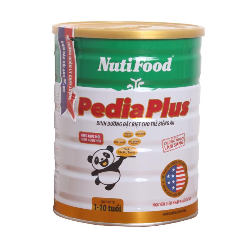 Nutifood là công ty hàng đầu về thực phẩm dinh dưỡng tại Việt Nam