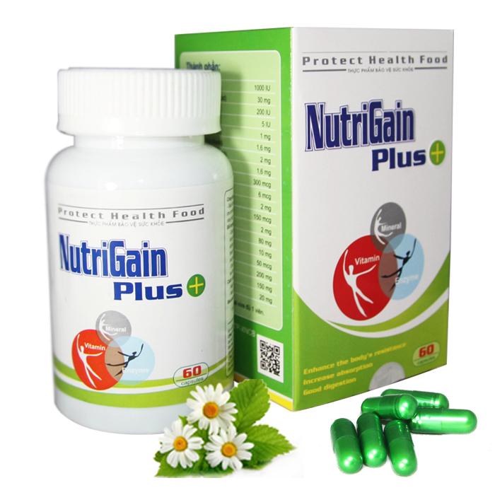 Nutri Gain Plus +