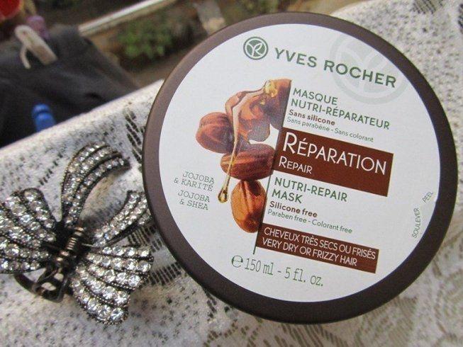 Yves Rocher Nutri Silky Mask