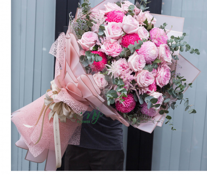 Top 9 shop hoa tươi đẹp nhất quận 10, TP. HCM
