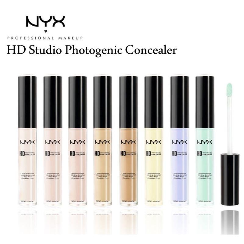 Che khuyết điểm NYX HD Photogenic