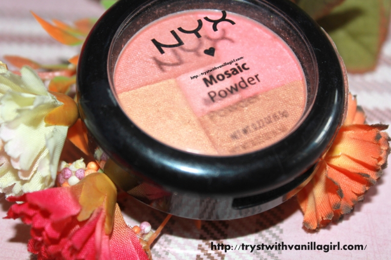 NYX Mozaic Powder