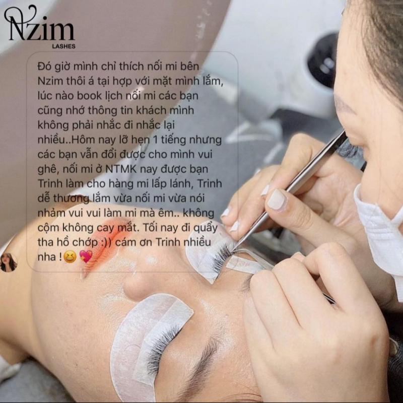 Nzim Beauty Room là một địa chỉ chăm sóc sắc đẹp đáng tin cậy (Nguồn: Sưu tầm)