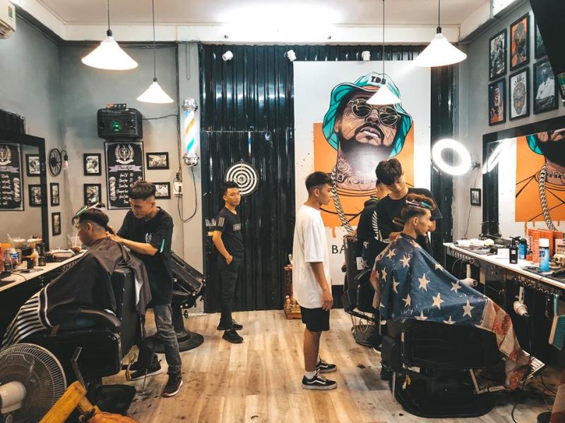 Top 8 Tiệm cắt tóc nam đẹp và chất lượng nhất Nha Trang