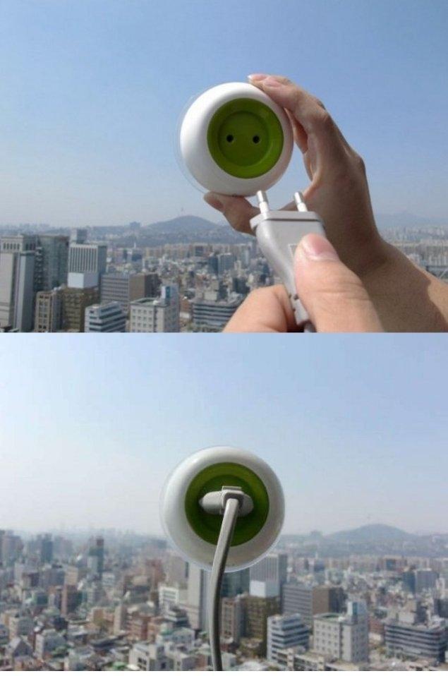 Giờ đây chúng ta có thể sử dụng các thiết bị điện thoải mái mà không lo thiếu điện nữa.