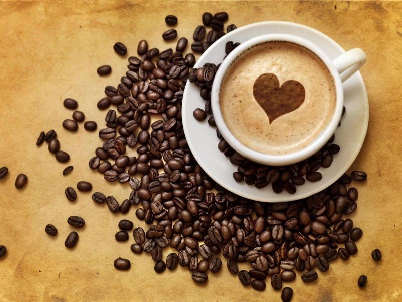 Ly cafe hấp dẫn