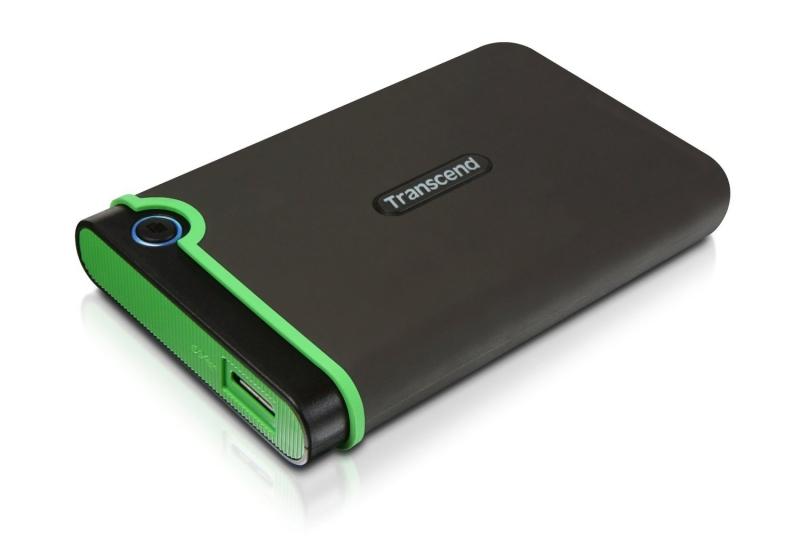 Ổ cứng di động  Transcend StoreJet 25M3 1 TB USB 3.0