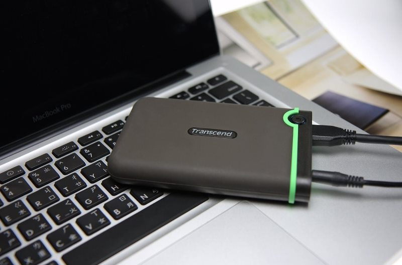 Ổ cứng di động Transcend StoreJet 25M3 2TB USB 3.0