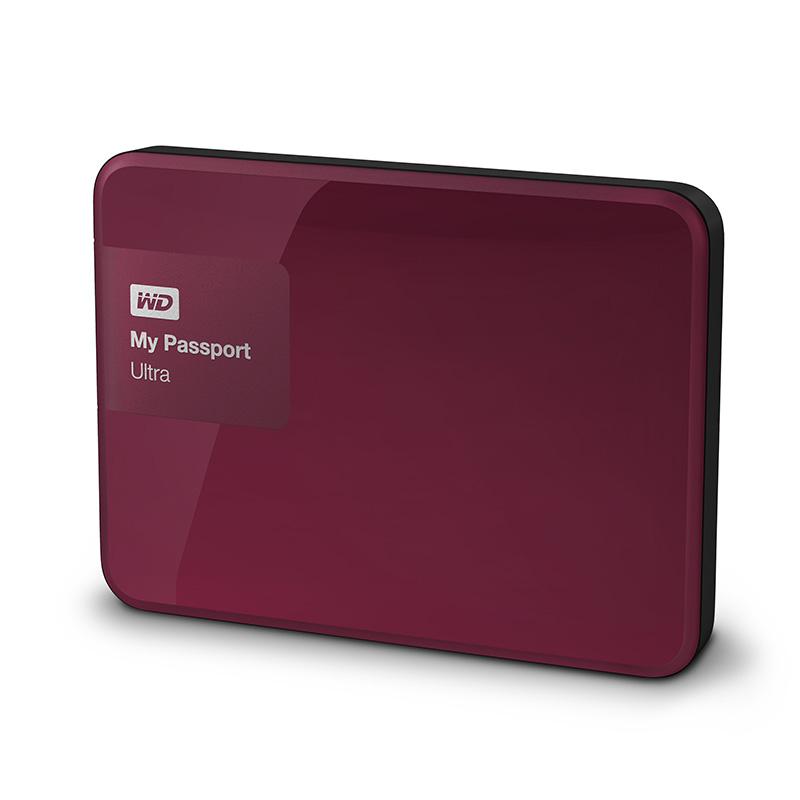 Ổ cứng di động WD My Passport Ultra 1TB (New)