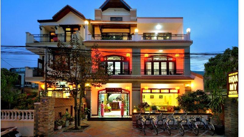 Khách sạn Họa My