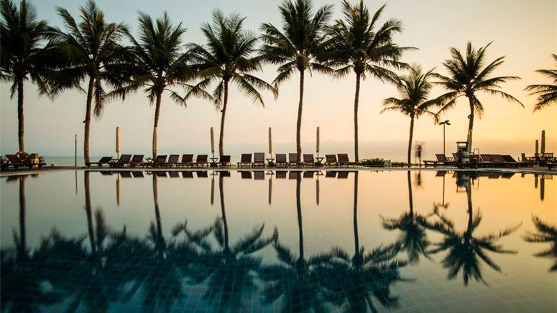 Khu nghỉ dưỡng The Palm Garden Beach Hội An