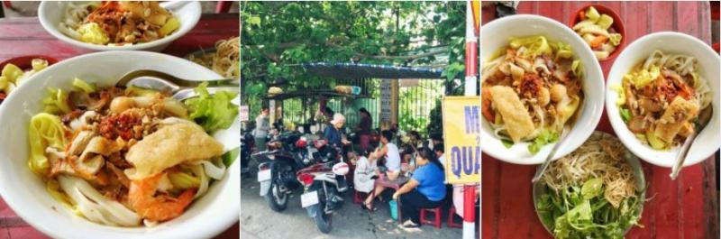 O Girl - Bun Bo Gio Pork & Quang Noodles
