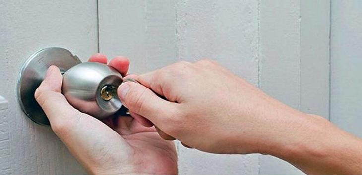 Hãy giữ cho những chiếc ổ khóa nhà bạn luôn mới