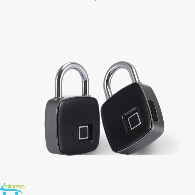 Ổ khóa vân tay chống trộm Nikeer P3