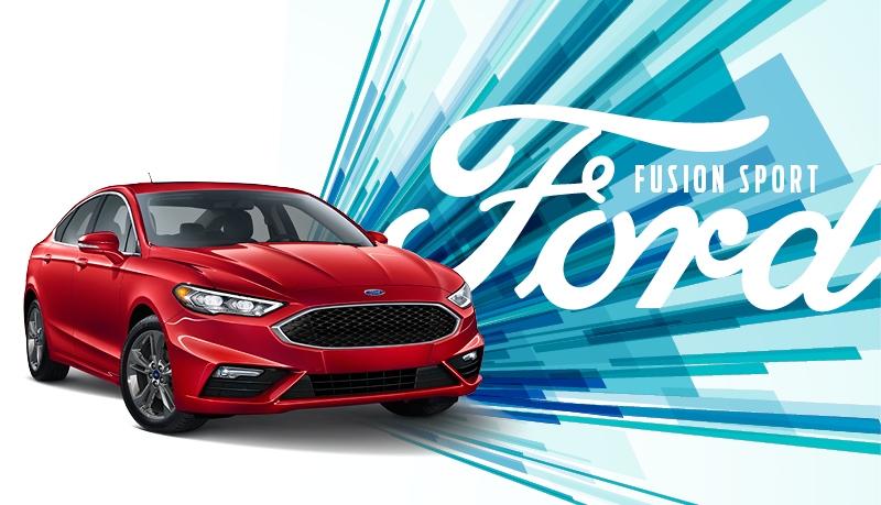 Một sản phẩm quảng cáo của Ford