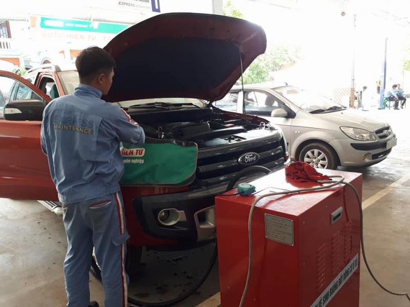 Ô tô Hiền Từ - Dịch vụ chăm sóc ô tô chuyên nghiệp
