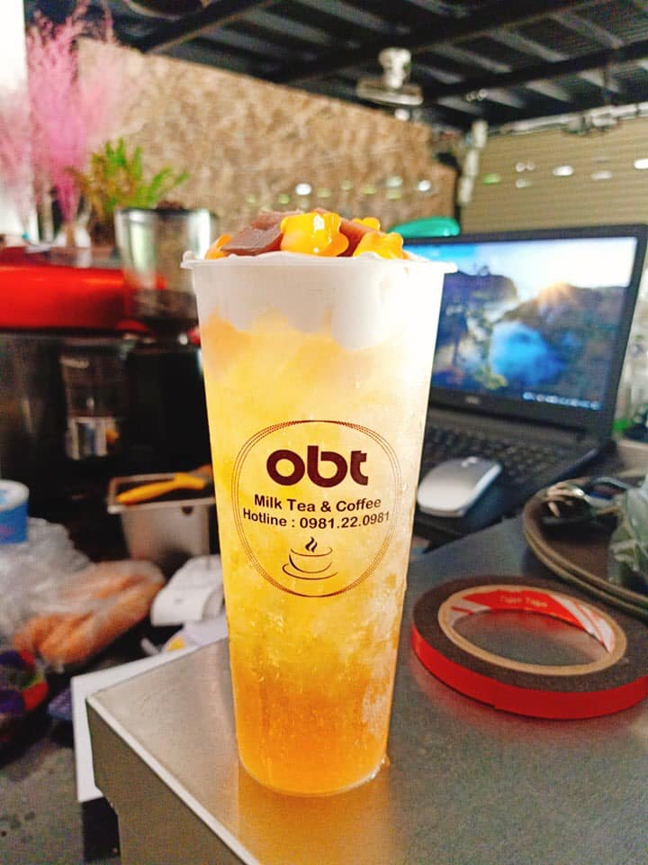 OBT - Milk Tea & Coffee