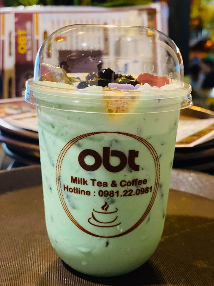 OBT - Milk Tea & Coffee