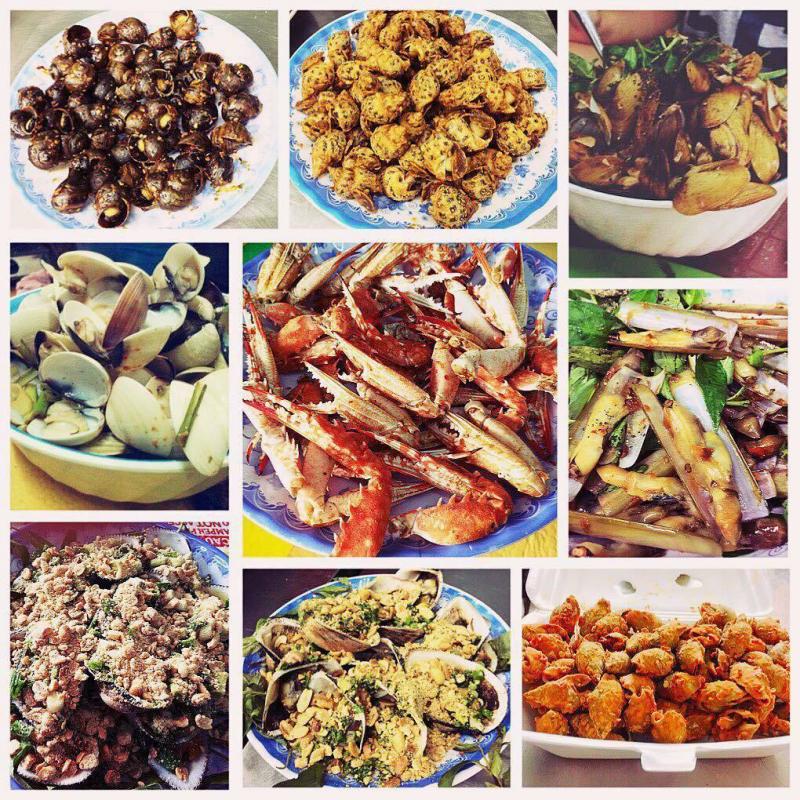 Ốc luôn nằm trong top những món ăn vặt được ưa thích nhất