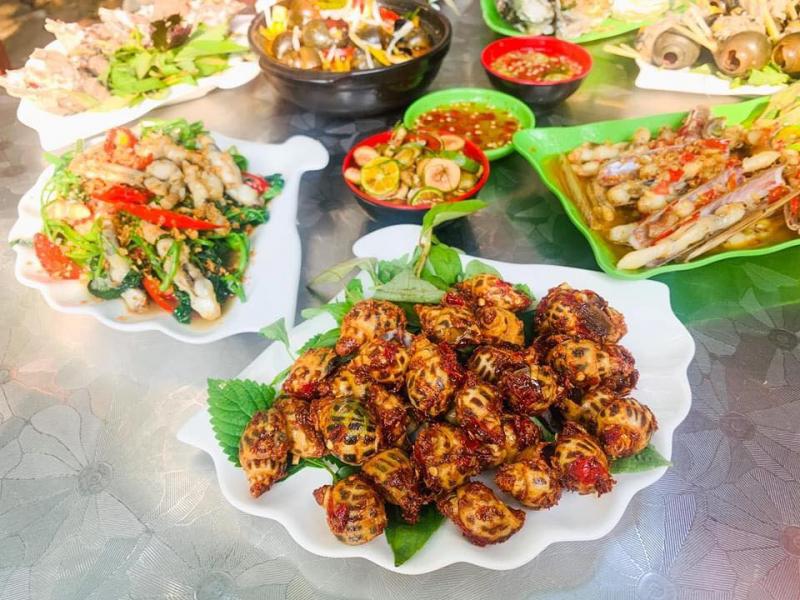 Ốc Gạo Sài Gòn