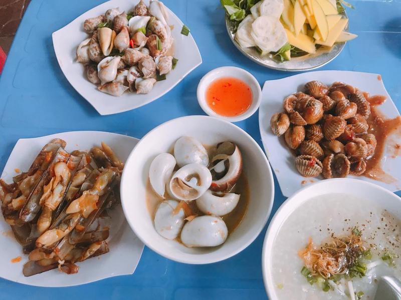 Ốc Khe Huệ Sơn
