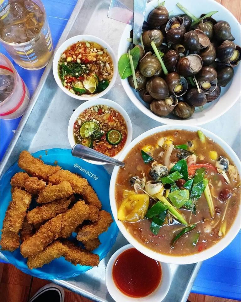 Ốc Luộc - Nam Đồng