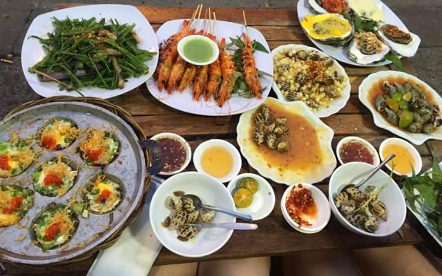 Top 8 Quán ăn vặt ngon nhất quận Tân Phú, TP HCM