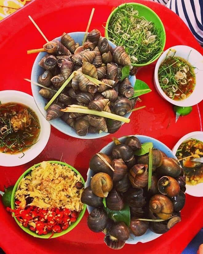 Ốc Sài Gòn - Hai Bà Trưng