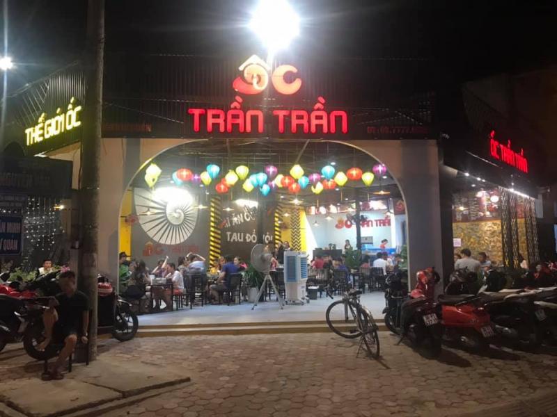 Ốc Trần Trần