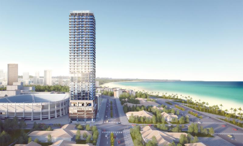 Tổng quan dự án Ocean Gate Nha Trang