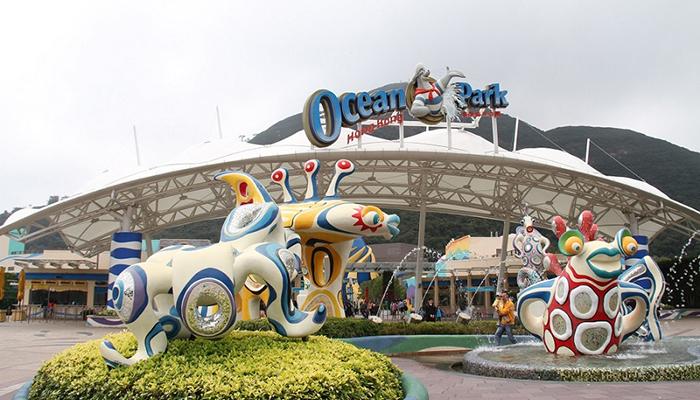 Công viên Ocean Park (Hồng Kông)
