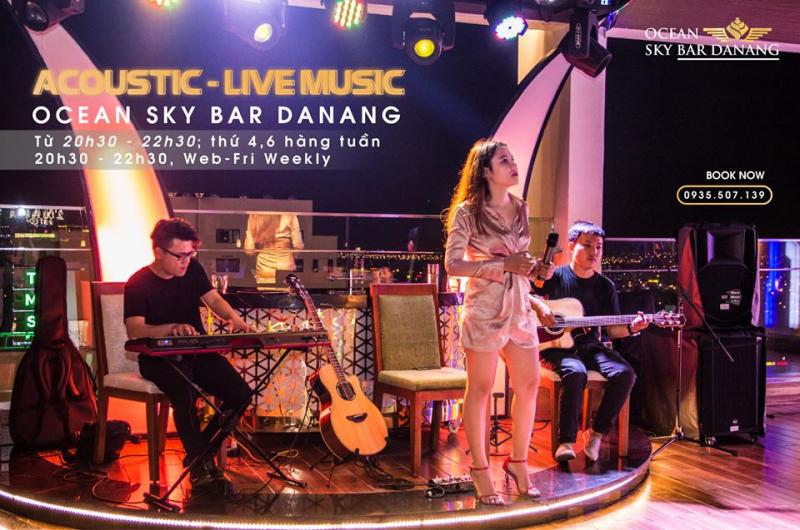 Ocean SKy Bar Đà Nẵng