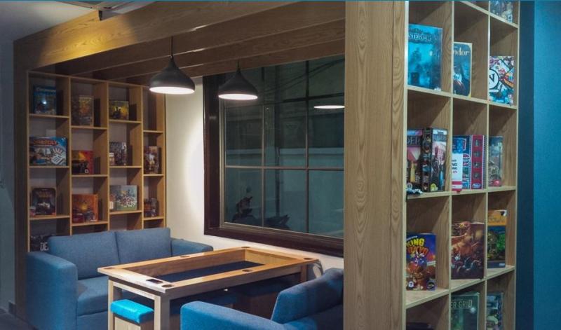 ODD Board Game Cafe