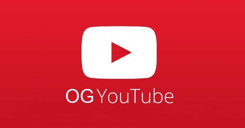 OG You Tube