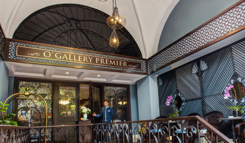Top 5 Khách sạn đẹp nhất tại Hàng Bông, Hà Nội