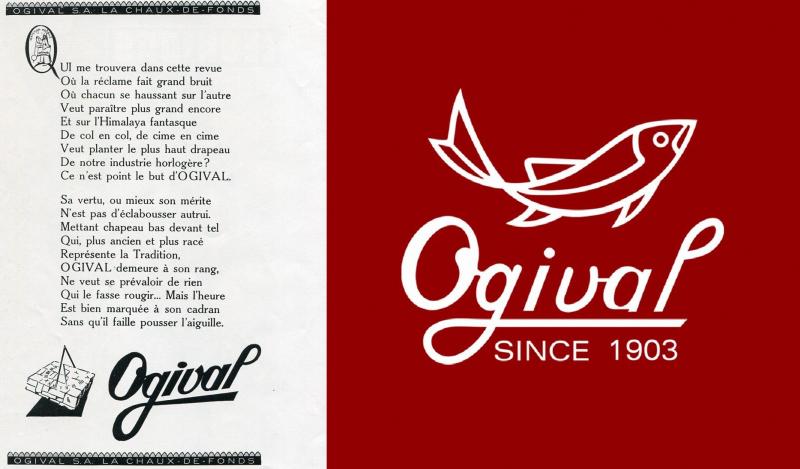 Ogival được nhắc tới như một phần của đẳng cấp – những cỗ máy thời gian ẩn chứa sự tinh xảo và mang đến phước lành.