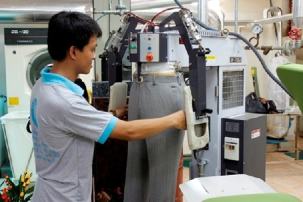 Dịch vụ giặt ủi cao cấp Ohashi