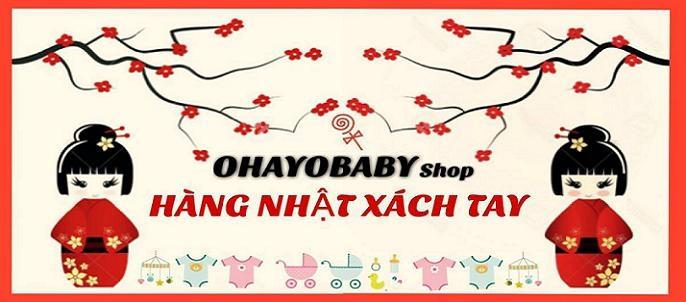 Ohayobaby shop là một trong những shop bán đồ ăn dặm Nhật tốt nhất cho trẻ hiện nay