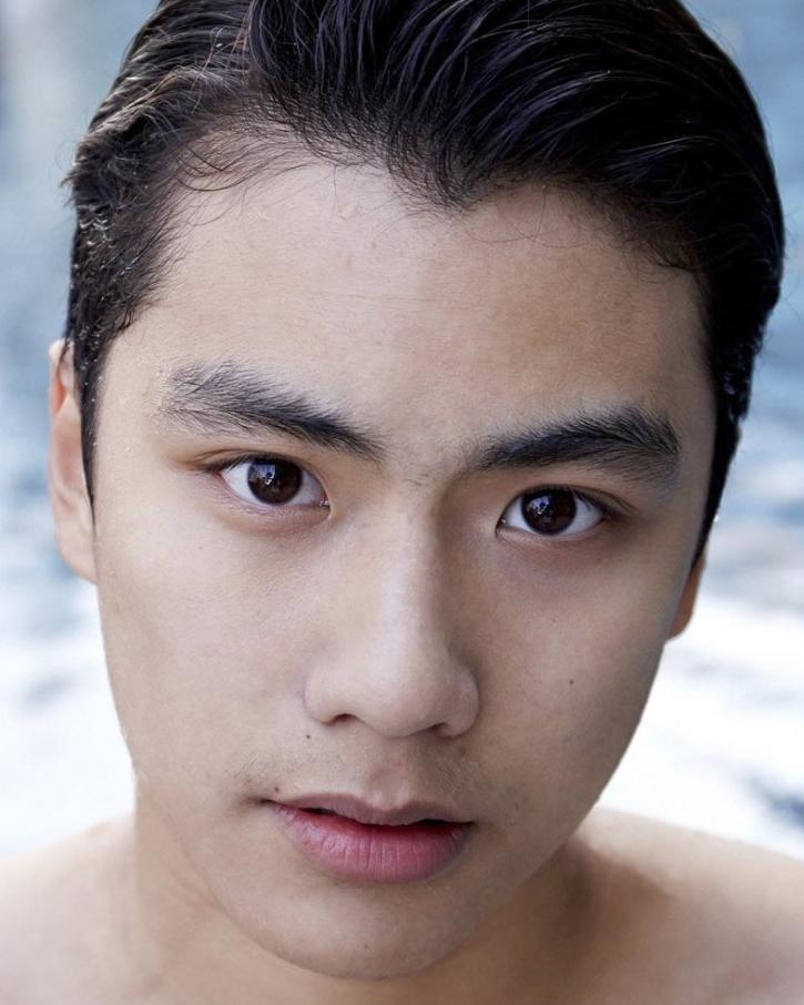 Cận cảnh khuôn mặt chàng diễn viên điển trai - Nguồn: Internet