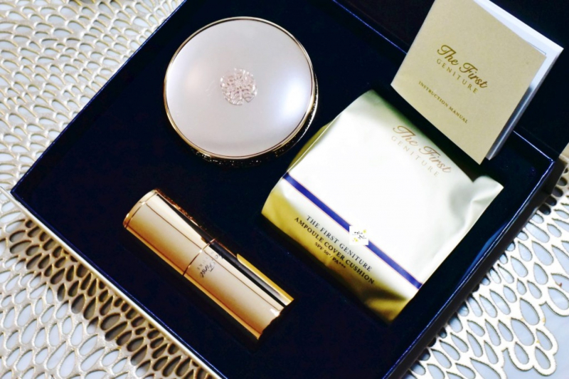 Ohui The First Ampoule Cushion SPF50+/ PA+++
