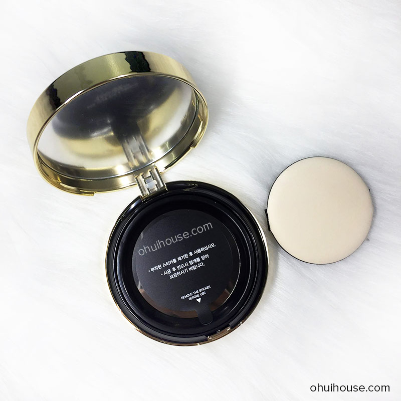 Ohui Ultimate Cover Concealer Metal Cushion SPF50+/PA+++